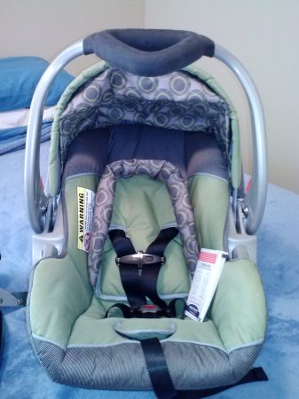 Baby Trend Flex-Loc Infant Carseat Base - $30 (Tyler)