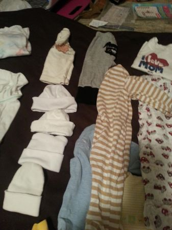 Baby Boy Clothes  (Whitehouse)