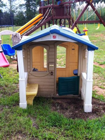 Step 2 Naturally Playful Front Porch Playhouse - $165 (Jasper)