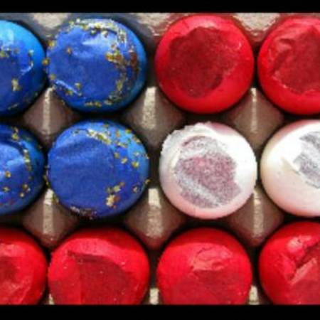 4th of.july confetti eggs - $4 (dallas)