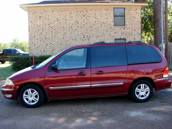 2003 Windstar SE 23 mpg, Local 1 Owner, Nice REDUCED - $3900 (Quitman TX)