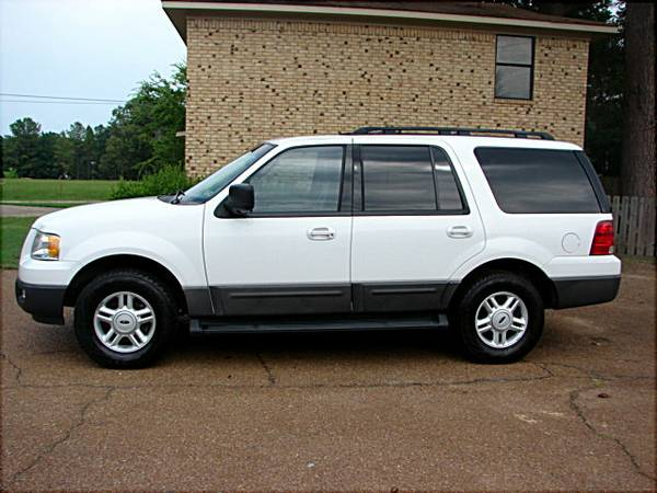 2005 Expedition XLT, Leather, DVD, 3rd Row, Very Nice REDUCED - $9900 (Quitman TX)