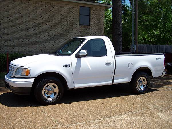 2003 F150 Regular Cab, Sporty Shorty, Very NICE, 1 Owner REDUCED - $5900 (Quitman TX)