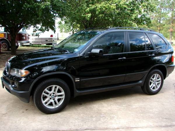 2006 BMW X5 PREMIUM, AWD, 1 Owner, Extra Clean REDUCED - $15900 (Quitman TX)