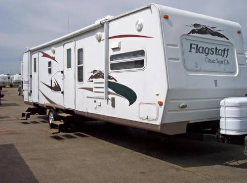 2007 33ft Classic Super Lite Forest River RV - $12900 (Cedar Creek Lake)