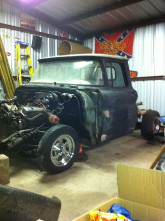 1963 C10 SWB Roller Project - $1500 (Canton)