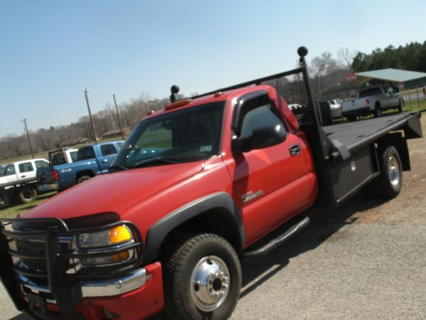 2004 Gmc Flat bed - $7950 (Murchison,Tx. 75778)