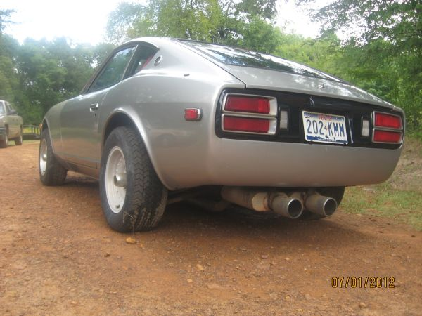 1978 280z datsun v-8 PROJECT - $3900 (Mount Pleasant)