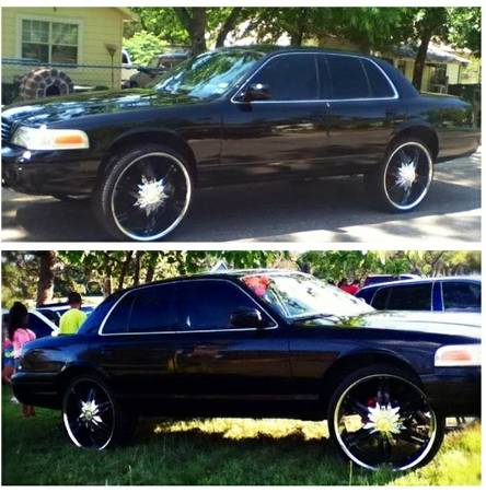 Crown Vic 26s