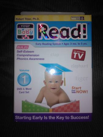 Your Baby Can Read-Volume 1 -   x0024 15