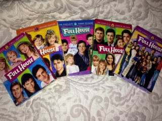 Full House - Seasons  1  2  3  4 and 8 -   x0024 50  Tyler