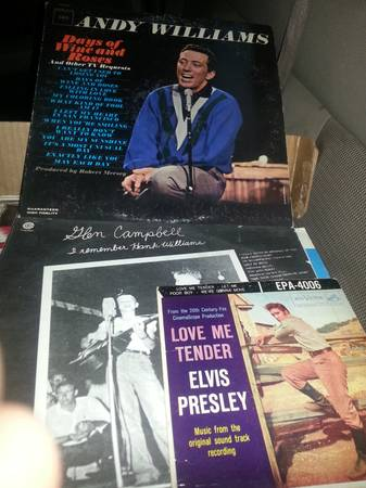 old vinyl records for sale  tyler
