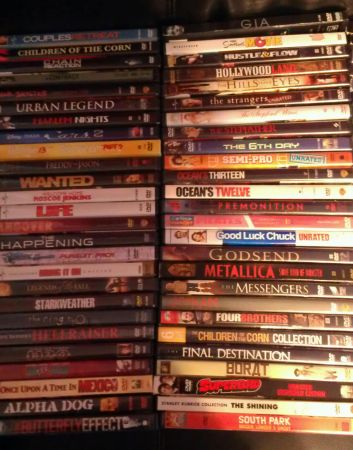 Large Lot of DVDs - $225 (Jasper Area)