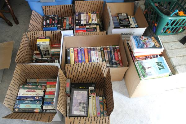 Rare disney vhs tapes for sale