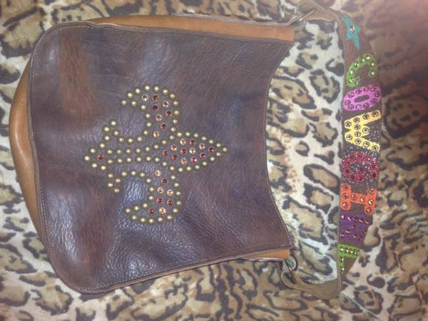 Hard to find Two Bar West Purse - $175 (Gilmer)