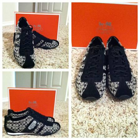 Coach shoes  size 9 -   x0024 90  Tyler tx
