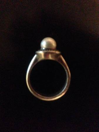 James Avery Fresh Water Pearl Ring - $70 (Tyler Area)
