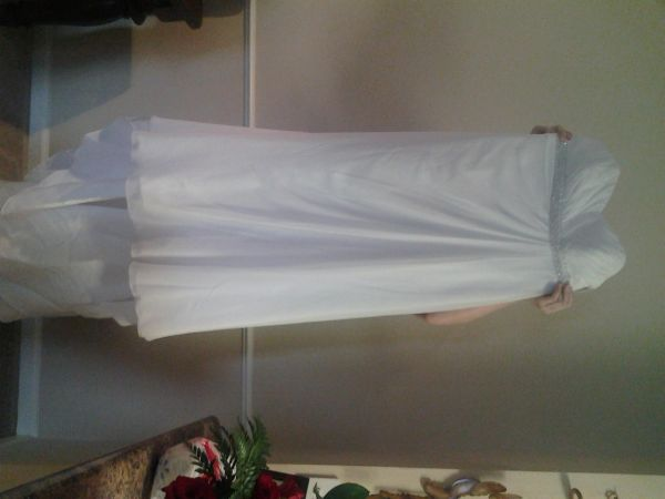 Davids Bridal Wedding Dress - $200 (Tyler Texas)