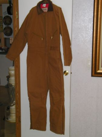 Brand New Pair of Walls Blizzard Pruf Insulated Coveralls Large - $35 (Coffee City)