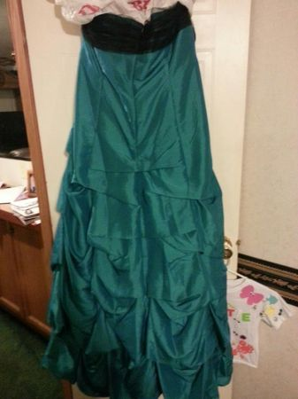 PROM DRESS-frm Davids Bridal - $225 (Waskom,Texas)