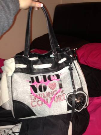Juicy Couture Purse Bag NEW with Tags - $100