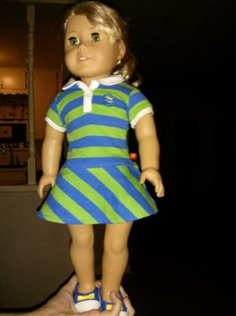 RETIRED American Girl Doll Lanie - $150 (Tyler)