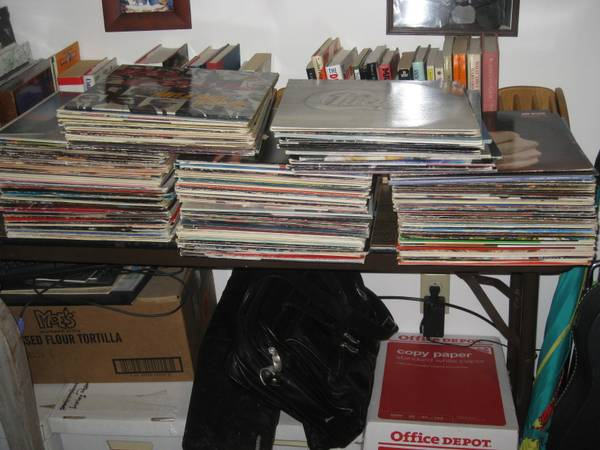 LP Album Collection (167) - $300 (LongviewSpring Hill)