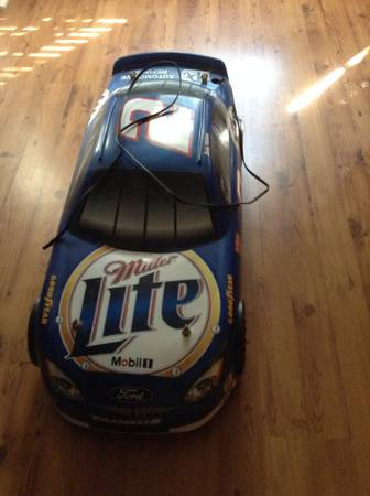 Rusty Wallace Pool Table Light For Sale - Nascar pool table light