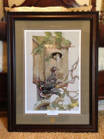 Ducks Unlimited quotNext Generationquot Picture - $200 (Bossier LA)