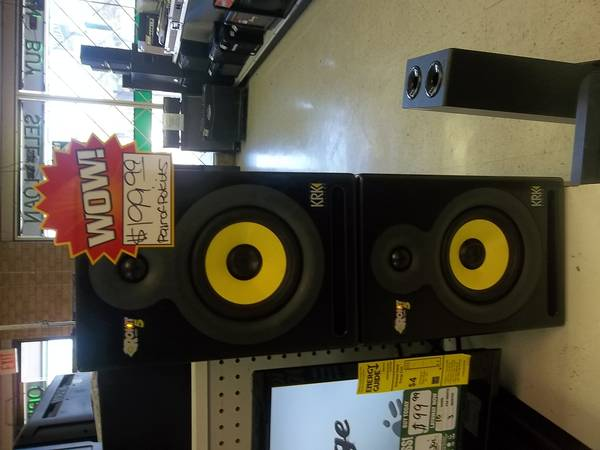 Rokit Speakers  - $200 (tyler, texas)