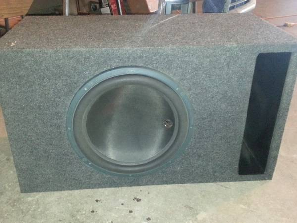Memphis Mojo Quad 1 ohm 15 with box - $500 (Longview)