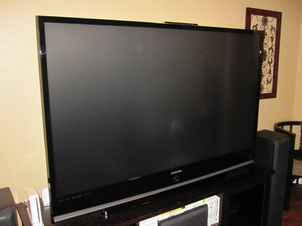 Samsung 67 HD TV - $500 (Longview)