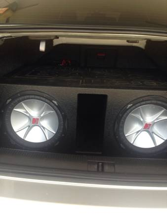 Two 12 quot  kicker subs probox and 500watt amp  NEGOTIABLE  -   x0024 280  Tyler