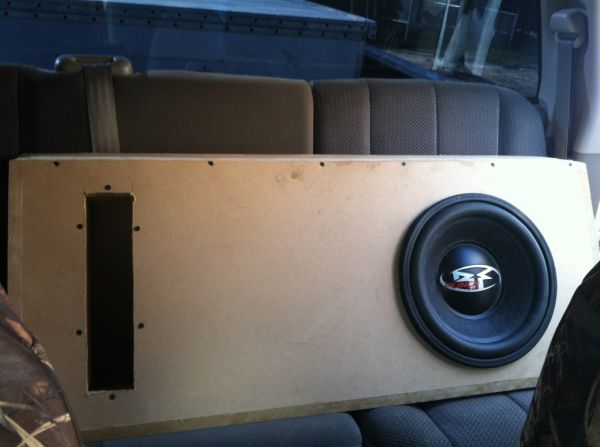 t3 rockford fosgate punch 12 in sub in a box - $150 (troup tx)