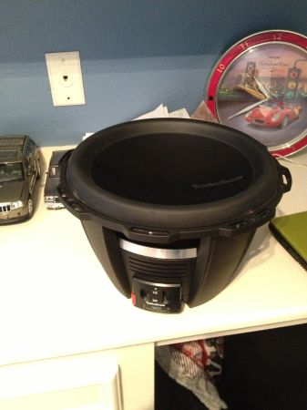 Subwoofer and Car stereo system - $350 (Longview)