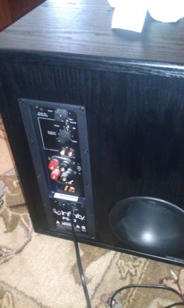 Infinity PS-12 Sub Woofer - $50 (Tyler)