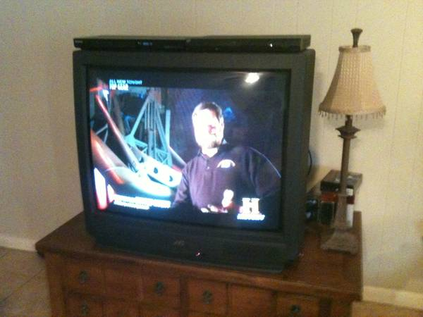 36 JVC TV - Top of The Line Tube Type TV - $50 (Whitehouse)