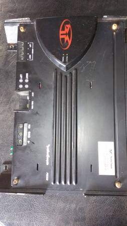 2000watt Rockford Fosgate Amplifier lower price - $100 (LongviewOre City)