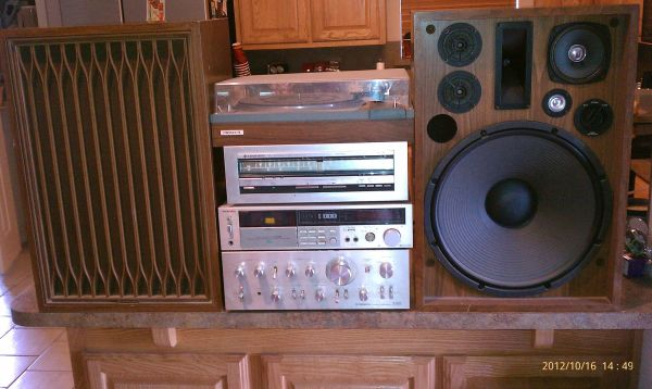 Vintage Home Stereo System - $175 (Canton)