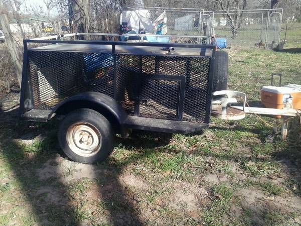 Dog Trailer  fruitvale tx
