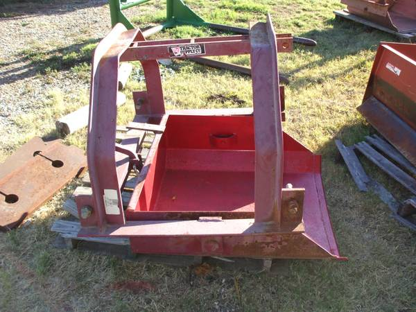 3 Point Tractor Supply Dirt Scoop - $175 (Greenville TX)