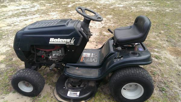 Bolens Riding Lawnmower -   x0024 400  Tyler  Tx