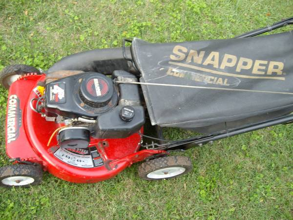 Commercial Snapper Lawn Mower - $200 (Gilmer)