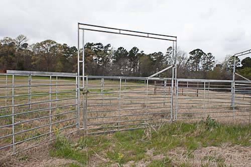 Quick Silver Roping Arena - $7500 (Longview)