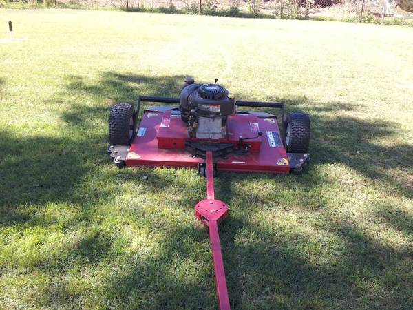 44 Swisher Pull Behind Mower For Sale