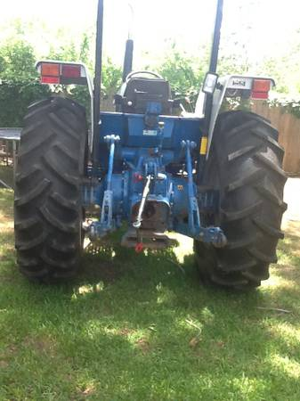 Ford Tractor 5640 4x4 - $20700 (Jacksonville,TX)