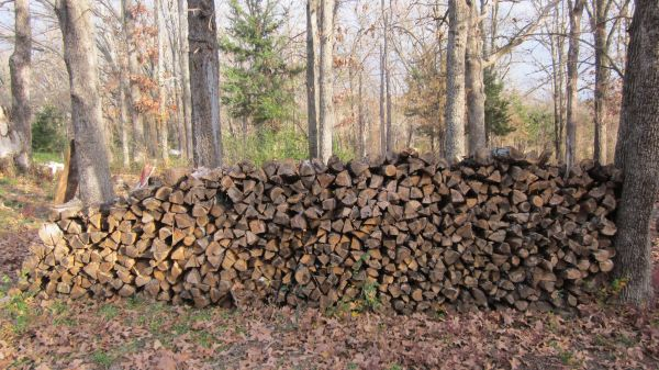 Firewood for sale (delivery available) - $140 (Tyler  Athens surrounding area)