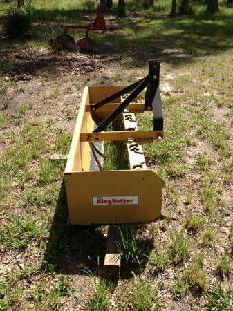 6ft Box Blade - Great Shape - $525 (Canton, Texas)
