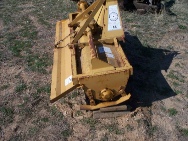 6FT KING KUTTER TILLER - $1350 (LINDALE)