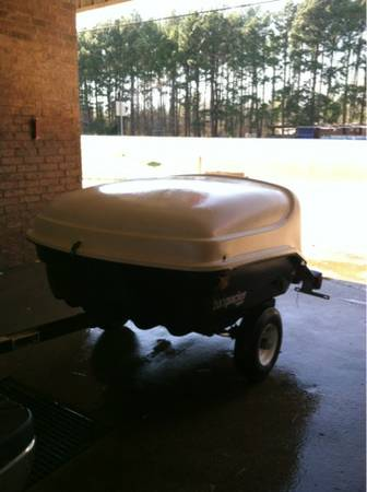 backpacker trailer by REESE - $400 (noonday)